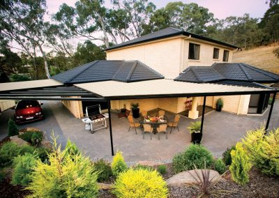 Carport awning installation Penrith and Blue Mountains