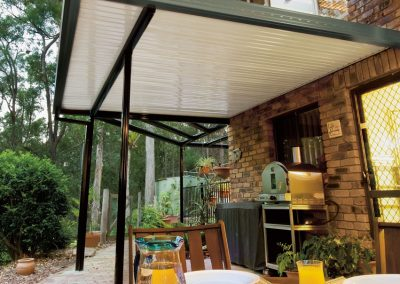 Patio Roof Installation in the Hawkesbury