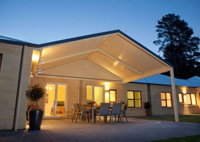 Colourbond Awning installer Blue Mountains and Penrith
