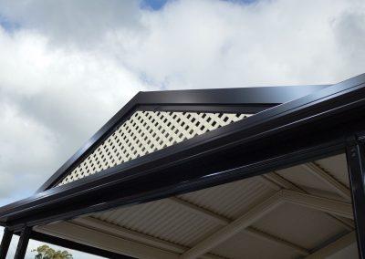 Colourbond gable awning installer Blue Mountains
