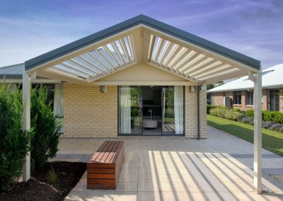 Gable Patio Awning Roof