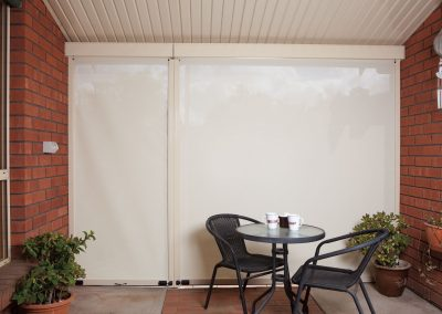 Patio Blinds installed Blue Mountains