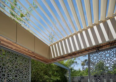 Opening Roof Awning Blue Mountains